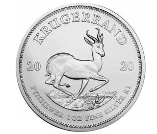 Крюгерранд 1 унция ag 999% серебра  доставка товаров из Польши и Allegro на русском