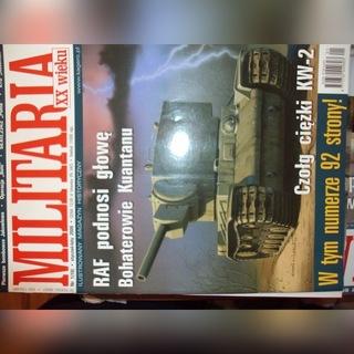 KAGERO MILITARIA XX WIEKU 1 (10) 2006 UŻYWANA доставка товаров из Польши и Allegro на русском