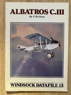 Albatros C.III Windsock Datafiles 13 доставка товаров из Польши и Allegro на русском