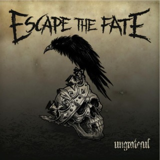 Escape The Fate - Ungrateful (CD) КАК НОВОЕ  доставка товаров из Польши и Allegro на русском