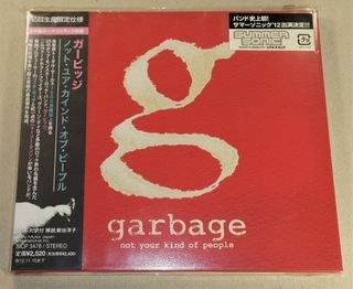 Garbage - Not Your Kind Of People (wyd. japońskie) доставка товаров из Польши и Allegro на русском