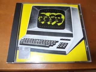 KRAFTWERK COMPUTERWELT 1 wyd.1981 niem. -CD UNIKAT доставка товаров из Польши и Allegro на русском