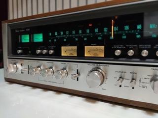 Kultowy Amplituner Sansui 9090 Vintage 70's доставка товаров из Польши и Allegro на русском