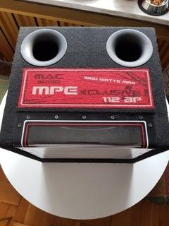 Skrzynia basowa MacAudio MPE 112 AP доставка товаров из Польши и Allegro на русском