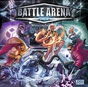 Battle Arena SHOW Eng - редкость !!!  доставка товаров из Польши и Allegro на русском
