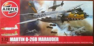 Martin B-26B Marauder Airfix 1:72 доставка товаров из Польши и Allegro на русском