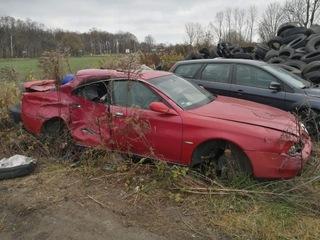Alfa Romeo 166 3.0 V6 доставка товаров из Польши и Allegro на русском