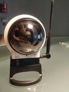 Kamera Cisco Linksys WVC210 Wireless-G Pan Tilt Zo доставка товаров из Польши и Allegro на русском