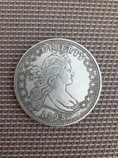 One Dollar 1795r ( dolar amerykanski)  kopia доставка товаров из Польши и Allegro на русском
