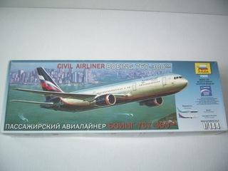 Boeing 767-300  Zwiezda доставка товаров из Польши и Allegro на русском