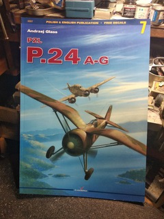 KAGERO  PZL P 24 NR 7 PIERWSZE WYDANIE  доставка товаров из Польши и Allegro на русском
