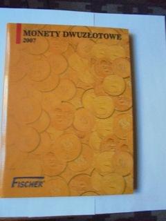 monety 2 złote GN, 2007 r., album - WYPRZEDAŻ доставка товаров из Польши и Allegro на русском