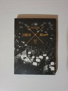 Jimek / Miuosh / NOSPR CD DVD 2015  доставка товаров из Польши и Allegro на русском