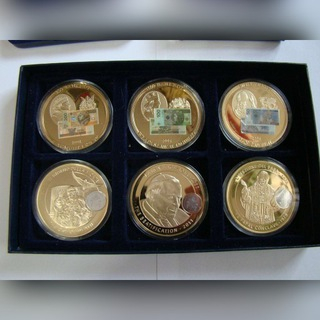 Medale * Numizmaty * Pozłacane * Okolicznościowe доставка товаров из Польши и Allegro на русском