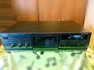 Japoński magnetofon kasetowy TECHNICS RS-BX601  доставка товаров из Польши и Allegro на русском