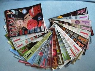 Magazyn Film 21 numerów z lat 2006-2011 доставка товаров из Польши и Allegro на русском