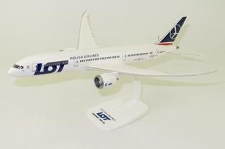 BOEING B-787-9 DREAMLINER PLL LOT PROMO BOX 1/200 доставка товаров из Польши и Allegro на русском