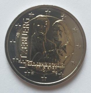 2 евро 2020 г., Люксембург рождение  доставка товаров из Польши и Allegro на русском