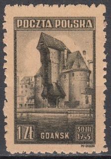 377** x oliwkowy, tło jasne, ZL 10 3/4, gw.Walocha доставка товаров из Польши и Allegro на русском