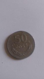 UNIKAT MENNICZE  1A 50GR Z 1984 ORYGINAŁ OKAZJA доставка товаров из Польши и Allegro на русском