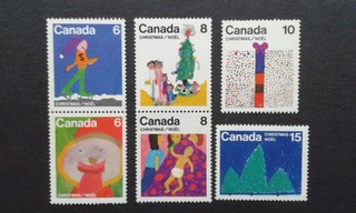 Канада 1975. Рождество. Цена договорная  доставка товаров из Польши и Allegro на русском
