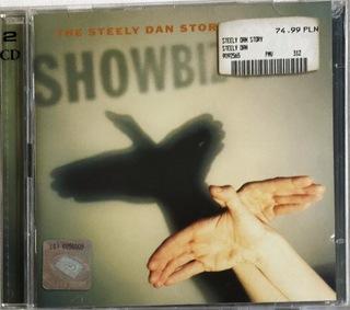 STEELY DAN. SHOWBIZ KIDS 2 компакт-диска изд. 2000  доставка товаров из Польши и Allegro на русском