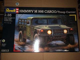 Model do sklejania Hummer Cargo/ 1:35 доставка товаров из Польши и Allegro на русском