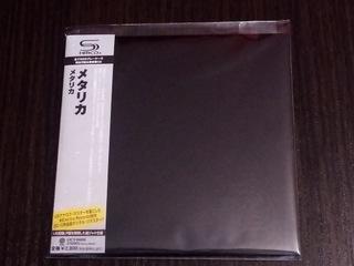 Metallica Metallica Japan SHM (UICY-94666) доставка товаров из Польши и Allegro на русском