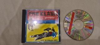 The Clash Give 'Em Enough Rope  CD Unikat доставка товаров из Польши и Allegro на русском