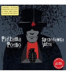Pidżama Porno Sprzedawca jutra 2LP lim. ed. Red LP доставка товаров из Польши и Allegro на русском