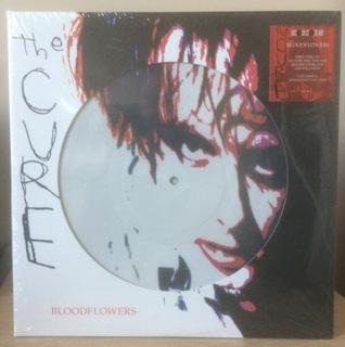 The Cure Bloodflowers Picture Disc 2LP  - RSD 2020 доставка товаров из Польши и Allegro на русском
