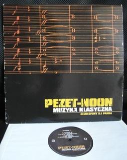 PEZET-NOON Muzyka Klasyczna PIERWSZE wydanie 2003 доставка товаров из Польши и Allegro на русском