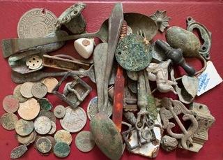 Starocie wykopki - monety, łyżki, militaria доставка товаров из Польши и Allegro на русском