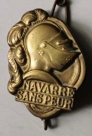 Знак Navarre Sans Peur доставка товаров из Польши и Allegro на русском