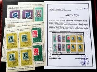 BLOK 22-26**  SUBSKRYPCJA - CZWÓRKI Z BL  ATEST доставка товаров из Польши и Allegro на русском
