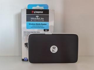 Kingston MobileLite G2 przenośny router, pamięć доставка товаров из Польши и Allegro на русском