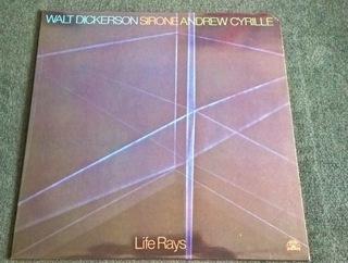 Walt Dickerson Sirone Andrew Cyrille - Life Rays доставка товаров из Польши и Allegro на русском