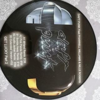 Винил Daft Punk - Get lucky доставка товаров из Польши и Allegro на русском