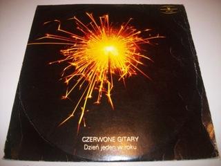 CZERWONE GITARY - DZIEŃ JEDEN W ROKU  / KOLĘDY доставка товаров из Польши и Allegro на русском
