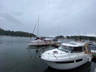 Jacht motorowy Merry Fisher  855 Jeanneau доставка товаров из Польши и Allegro на русском