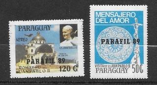 Иоанн Павел II,Парагвай, 1987 году. доставка товаров из Польши и Allegro на русском