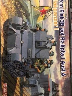 Dragon Flakpanzer I доставка товаров из Польши и Allegro на русском