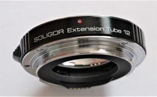 Soligor extension tube 12 mm do Canon доставка товаров из Польши и Allegro на русском