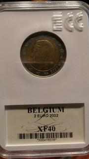 2 ЕВРО 2002 БЕЛЬГИЯ