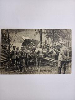 Старая открытка Mozdzierz 21, написанная на  доставка товаров из Польши и Allegro на русском