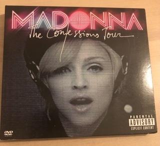 Madonna. The confessions Tour  доставка товаров из Польши и Allegro на русском