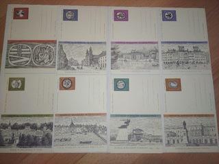 Kartki pocztowe kolekcja