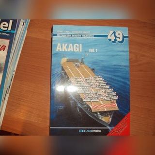 AJ-PRESS ЭНЦИКЛОПЕДИЯ КОРАБЛЕЙ 49 АКАГИ 1 доставка товаров из Польши и Allegro на русском