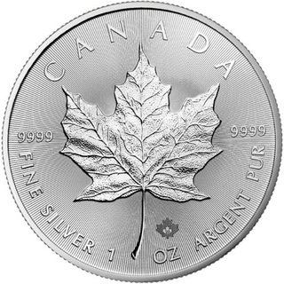 100 srebrnych monet Kanadyjski Liść Klonowy доставка товаров из Польши и Allegro на русском