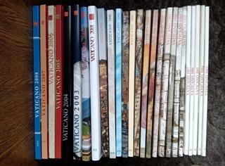 ВАТИКАН 1983-2008 в книгах марок доставка товаров из Польши и Allegro на русском